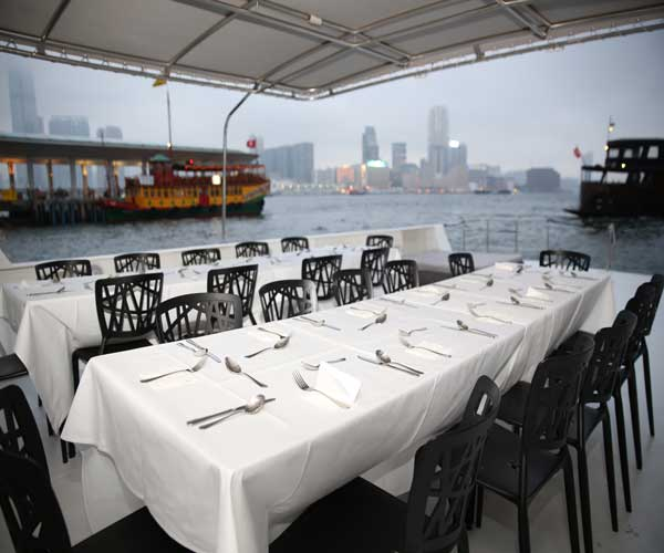 boat-dining-web Junk Boat Catering