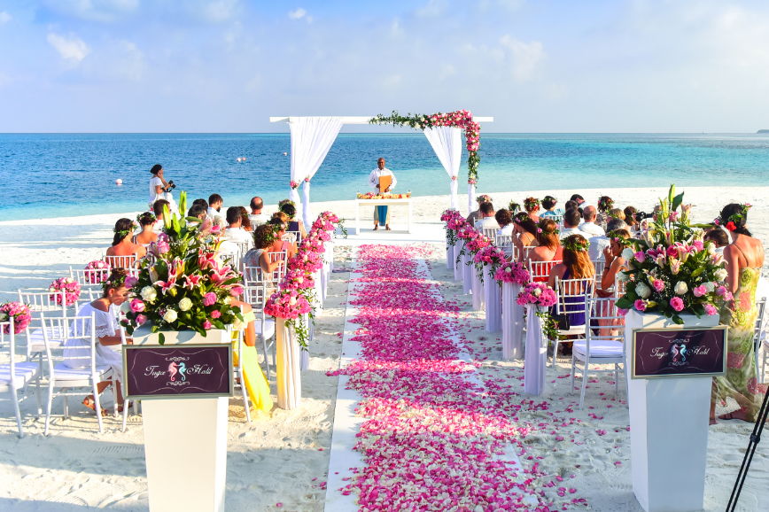 Beach-Wedding The Ultimate Guide to Hong Kong Wedding Venues